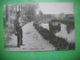 HOPCT 36987  HAMAL PE CANAL-LE BERRY -SERIA FRANTA 1900-1905-NECIRCULATA
