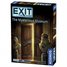 Board Game Exit The Mysterious Museum