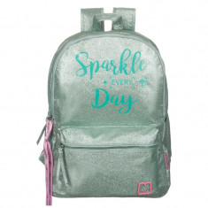 Ghiozdan fete Sparkle Every Day, 33 x 16 x 44 cm