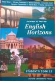 English Horizons Student's Book 12