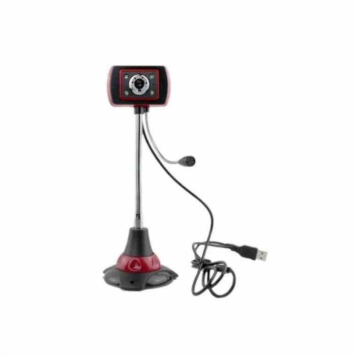 Camera web cu microfon, 640 x 480 px