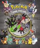 Pokemon Seek and Find - Legendary Pokemon