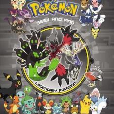 Pokemon Seek and Find - Legendary Pokemon