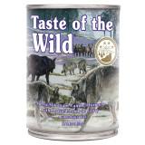 Cumpara ieftin Conserva Taste Of The Wild Sierra Mountain 390 gr.