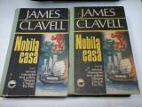 NOBILA CASA - JAMES CLAVELL - 2 volume