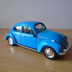 Macheta auto Volkswagen Beetle, Welly, 1:43