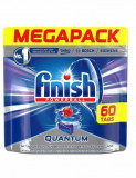 Tablete detergent pentru masina de spalat vase Finish Quantum, 60 bucati