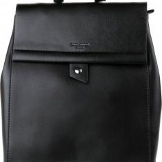 Rucsac negru David Jones CM5403BLACK - Geanta sport dama