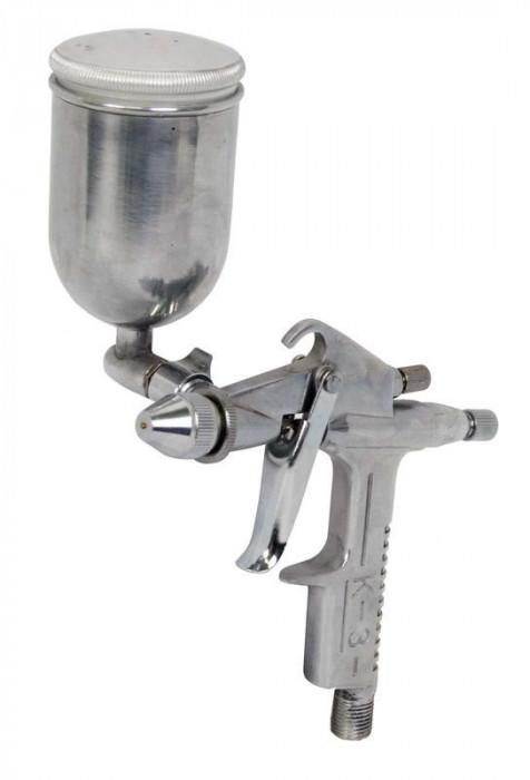 Pistol de vopsit pneumatic HVLP 0.5 mm Raider Power Tools