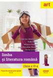 Limba si literatura romana - Clasa 6 - Manual - Florentina Samihaian, Sofia Dobra