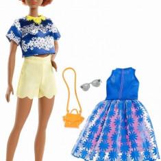 Cumpara ieftin Papusa Barbie Fashionista Creata Cu Hainute De Schimb