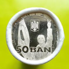 Fisic 50 bani 2019 30 ani de la Revolutia romana din decembrie 1989 50 buc. UNC