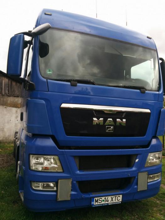 Cap tractor MAN TGA 18 440 Euro 5 an de fabricatie 2008