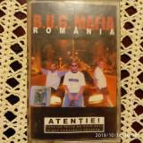 -Y-  CASETA AUDIO BUG MAFIA - ROMANIA