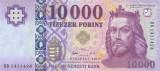 UNGARIA █ bancnota █ 10000 Forint █ 2019 █ P-206c █ UNC █ necirculata