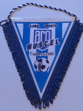 "Fanion fotbal - CS ""ARO"" CAMPULUNG MUSCEL"