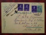1941-C.P.circ.-CENZURAT-Ploiesti 2, Necirculata, Printata
