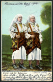 1904 Carte Postala Circulata Port Popular Bucovina Cernauti Bukowina Czernowitz