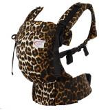 Marsupiu ergonomic SSC Happy Hug, Baby(+1luni) - Panther, Altele