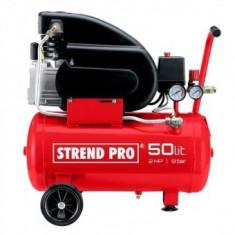 Compresor de aer Strend Pro Premium FL2050-08, 1.5 kW, 50 L, 1 piston