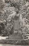 Romania, Sibiu, Statuia lui Mihai Eminescu, carte postala ilustrata, necirculata, Printata