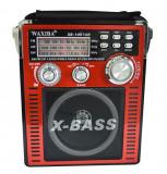 Radio MP3 portabil Waxiba XB-1051 UR, 3 benzi