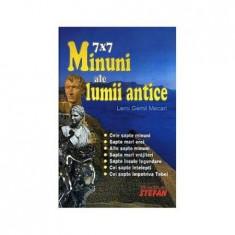 7*7 Minuni Ale Lumii Antice(ed.Stefan)