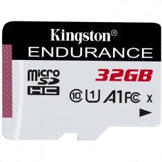 Card Kingston microSDXC High Endurance 32GB Clasa 10 UHS-I