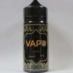 Lichid tigara electronica 100 ml Vapo  VG / Melon ( pepene galben )