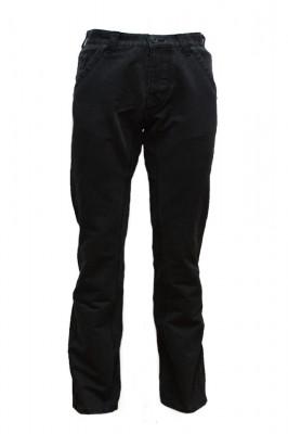 Pantalon barbatesc de blug,model simplu,nuanta bleumarin foto