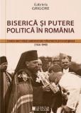 Biserica și putere politică în România