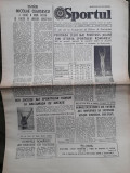 Ziarul Sportul din 17 iulie 1982