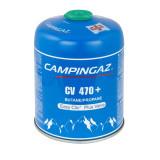 Cartuș de gaz cu valvă CV470 + pentru arzător (450 g), Campingaz
