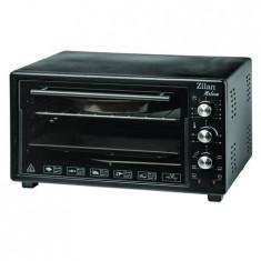 Cuptor electric ZILAN ZLN-3130, putere 1700W, 45L, timer 90 min, temperatura maxima 300 grade, 2 tavi incluse Autentic HomeTV