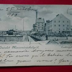 Tg.Mures Marosvasarhelyi Fabrica de zahar, Circulata, Printata