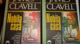 NOBILA CASA 2 VOLUME CARTONATE /1530PAG/AN 1992= JAMES CLAVELL