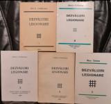 DEZVALUIRI LEGIONARE NICU CRACEA 5 VOL MISCAREA LEGIONARA GARDA DE FIER LEGIUNEA, 1994