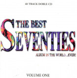 2 CD The Best Seventies Album In The  ! Volume One: Boney M, Smokie