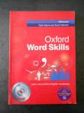 RUTH GAIRNS, STUART REDMAN - OXFORD WORD SKILLS (cu cd inclus)