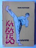 KARATE DO - Ion L. Avram ( Editura Arc )