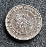 Antilele Olandeze 25 cent centi 1999, America Centrala si de Sud