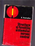 STRUCTURA SI FUNCTIILE SISTEMULUI NERVOS CENTRAL