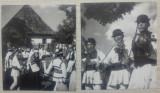 Hora in sat// lot 2 fotografii anii '50