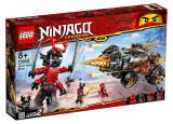 LEGO Ninjago - Foreza de pamant a lui Cole 70669
