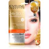 Eveline Cosmetics 24k Gold Nourishing Elixir masca pentru lifting