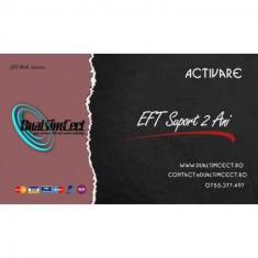 Activare Suport 2 Ani EFT Dongle