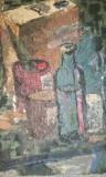 Cumpara ieftin Tablou Natura statica, Nicolae Iorga, ulei pe carton, 43x51 cm, in pastă groasă, Altul
