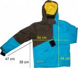 Geaca ski schi FIREFLY originala, deosebita (164 cm) cod-556179