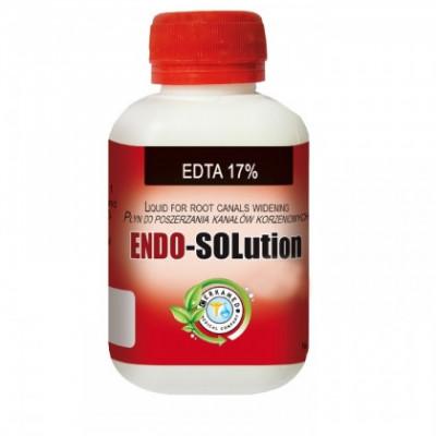 Endo-Solution 17% EDTA 120ml Cerkamed foto