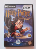 Joc PC - Harry Potter and the Philosopher's  Stone - anul 2001 - complet